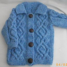 Aodhan coat-jacket for baby and toddler