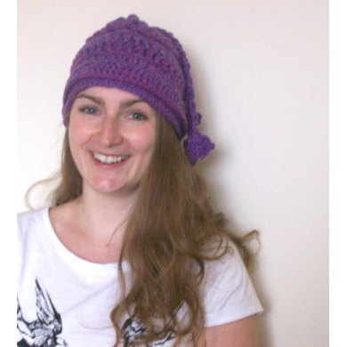 Blackcurrant Jelly Hat