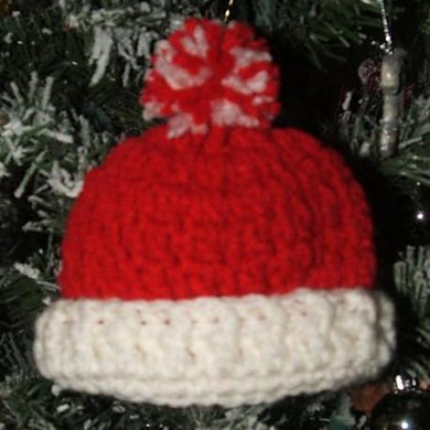 L'il Winter Hat Ornament-4 1/2""