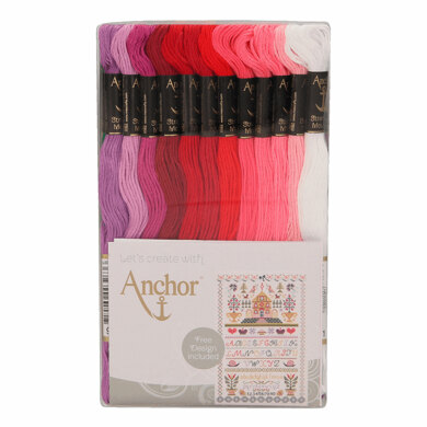 Anchor Club Assortment - Stranded Cotton
