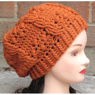 Giana Cabled Beret