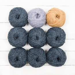 Jamieson's of Shetland Strokkur by Ysolha Teague - 9 Ball Color Pack