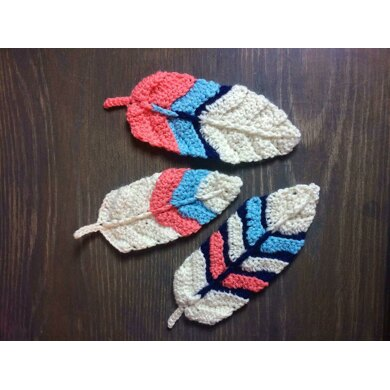 Reversible Feathers