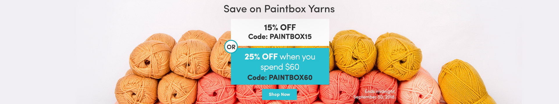 LK Marketing NA 25% off Paintbox