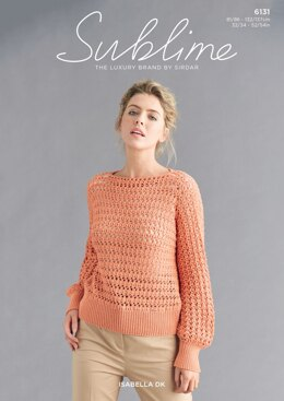Top in Sublime Isabella - 6131 - Downloadable PDF