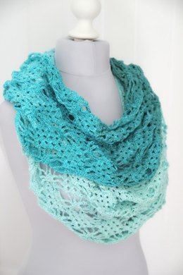 Infinity scarf wind&sea