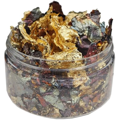 Creative Expressions Cosmic Shimmer Gilding Flakes 100ml - Mulled Wine