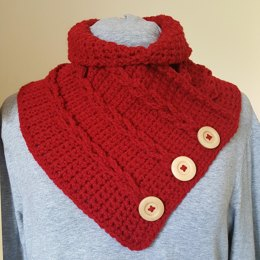 Chain Loop Cowl