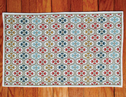 Avlea Folk Embroidery Anatolian Odalesque - Downloadable PDF