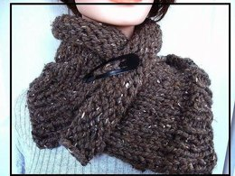 512 KNITTED CHUNKY COWL