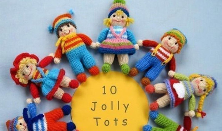 Jolly Tots by Dollytime