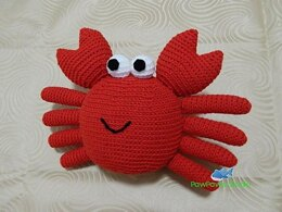 Amigurumi Crab Pattern No.12