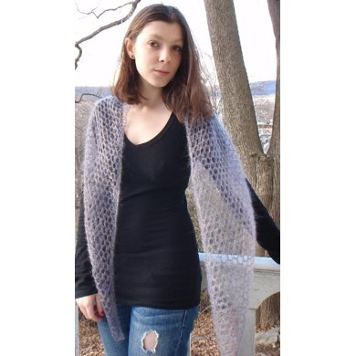 Hex Mesh Scarf
