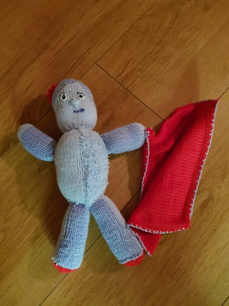 Iggle Piggle Knitting Project By Carol D Loveknitting