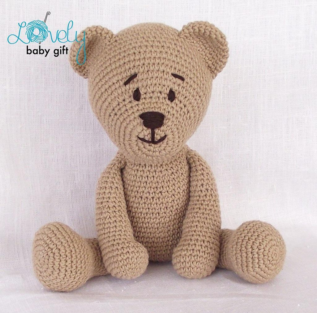 Teddy Bear Crochet Patterns | LoveCrochet