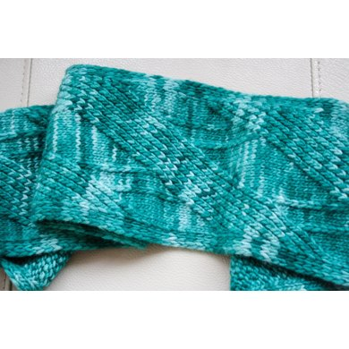 Sweet William Scarf