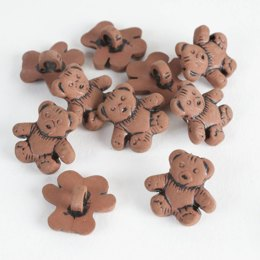 Teddy Bear Buttons