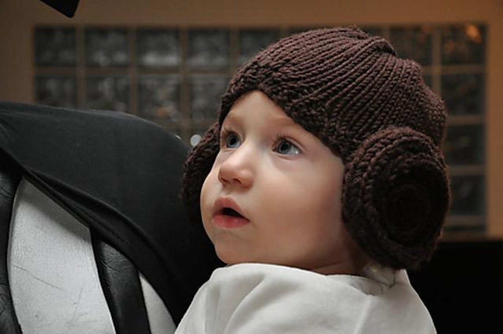 Princess Leia Hat Knitting pattern by Amanda Kaffka | Knitting ...