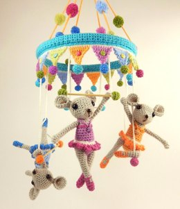 Trixie, Trudy and Tricia - The Trapeze Triplets