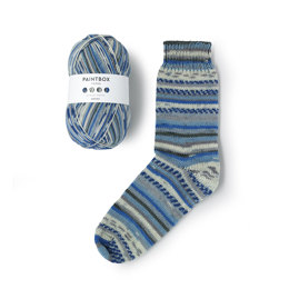 Paintbox Yarns Socks