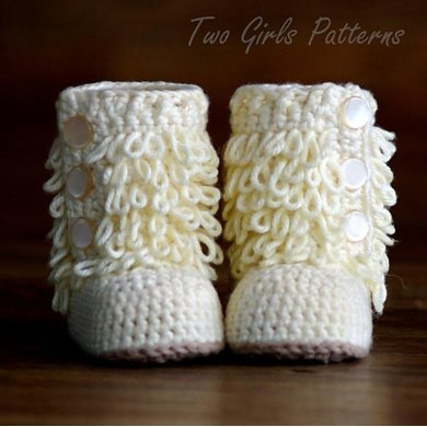 The Furrylicious Baby Boot