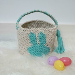 Easter Bunny Baskets