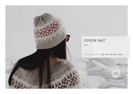 Yugen Hat by The Petite Knitter in The Yarn Collective - Downloadable PDF