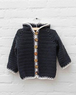 Duuc Hooded Baby Jacket