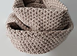 Long Infinity Scarf Pattern