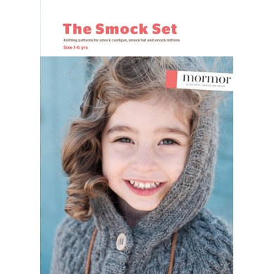 The Smock set size 1-6 yrs old