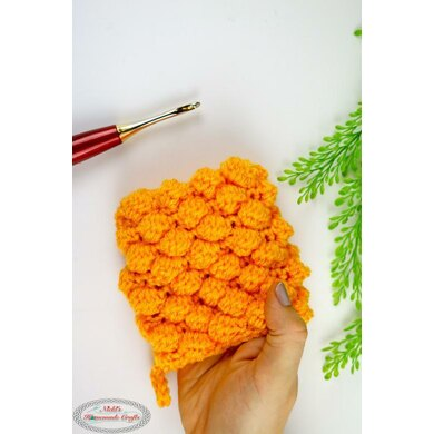 Honeycomb Washcloth