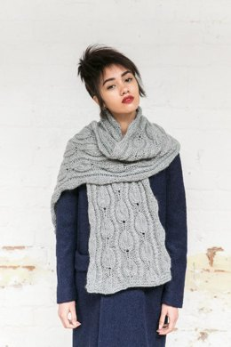 Coppice scarf and cowl