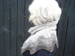 Highway 16 Lace Cowl