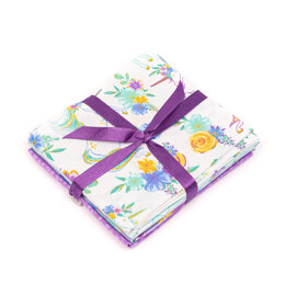 Craft Cotton Company Unicorn Spring Fat Quarter Bundle