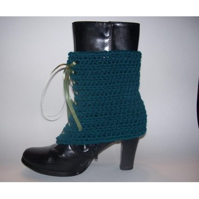 Tie Me Up Spats Crochet pattern by Dawn Riden | Crochet Patterns ...