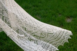 Heirloom Lace Shawl