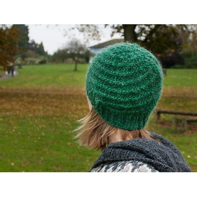 Corkscrew Beanie for Adults