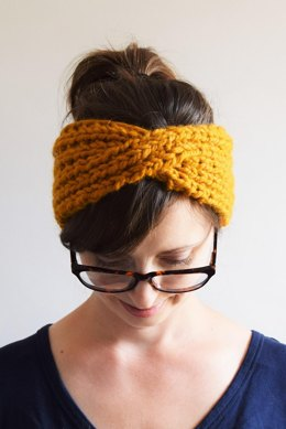 Chunky Twist Headband