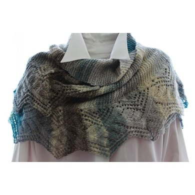 Low Tide Shawl