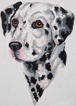 Grafitec Dalmatian Tapestry Canvas