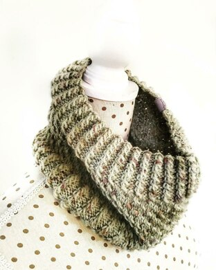 Left Twisted and Broken Cowl
