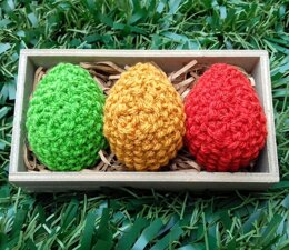Scaly Dragon Eggs - Chocolate Egg Covers