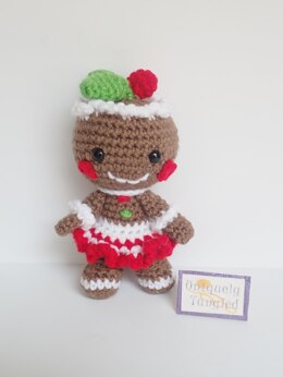 Gingerbread Gal