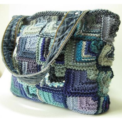 Mitred Square Bags 004