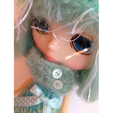 Lacey cowl for Blythe