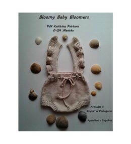 Bloomy Baby Bloomers
