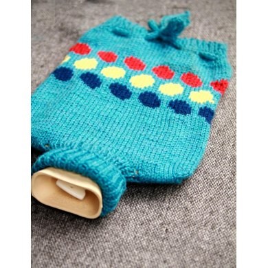 Cosy Cover: Jelly Bean