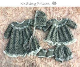 Angel Top & Dress Set (86)