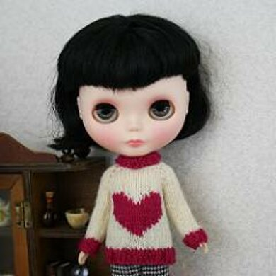 Big Love Sweater for Blythe