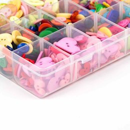Hemline Plastic Storage Box